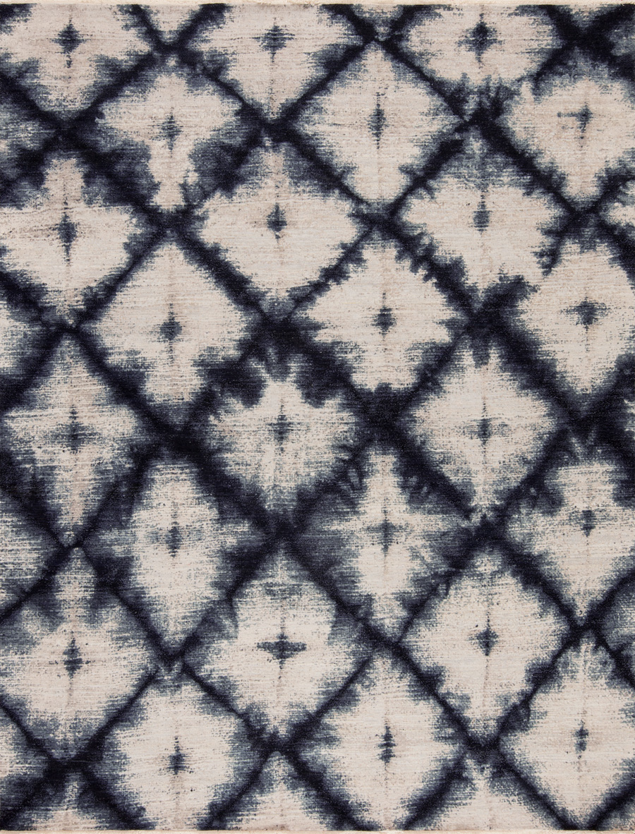 Shibori Rug Collection